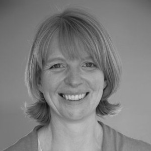 Catherine Daley Craniosacral Therapist B&W